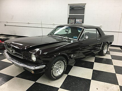 1965 Ford Mustang LX V8 Coupe for sale 100833221
