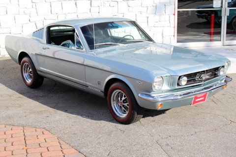 1965 Ford Mustang for sale 100852032 & Ford Mustang Classics for Sale - Classics on Autotrader markmcfarlin.com