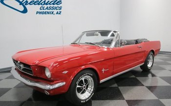 1965 Ford Mustang Convertible for sale 100910713