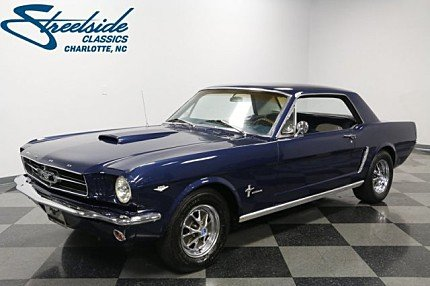 1965 Ford Mustang for sale 100989188