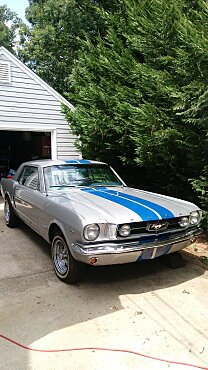 1965 Ford Mustang Coupe for sale 100999108