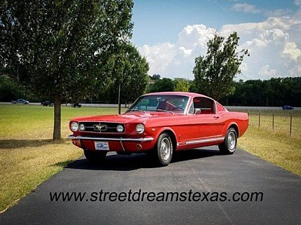 1965 Ford Mustang For Sale 101002846