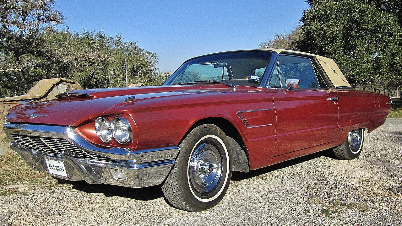 1965 ford thunderbird for sale near wimberley texas 78676 classics on autotrader. Black Bedroom Furniture Sets. Home Design Ideas