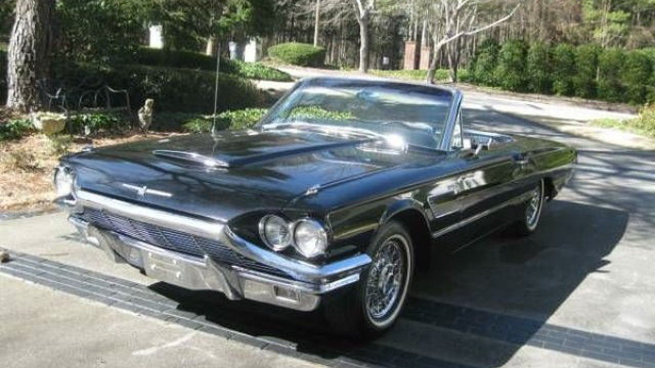 1965 Ford Thunderbird for sale 100880126