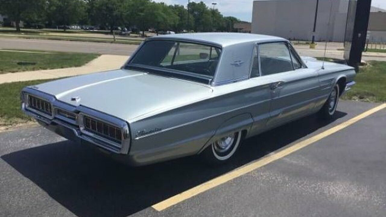 1965 Ford Thunderbird for sale 100884259