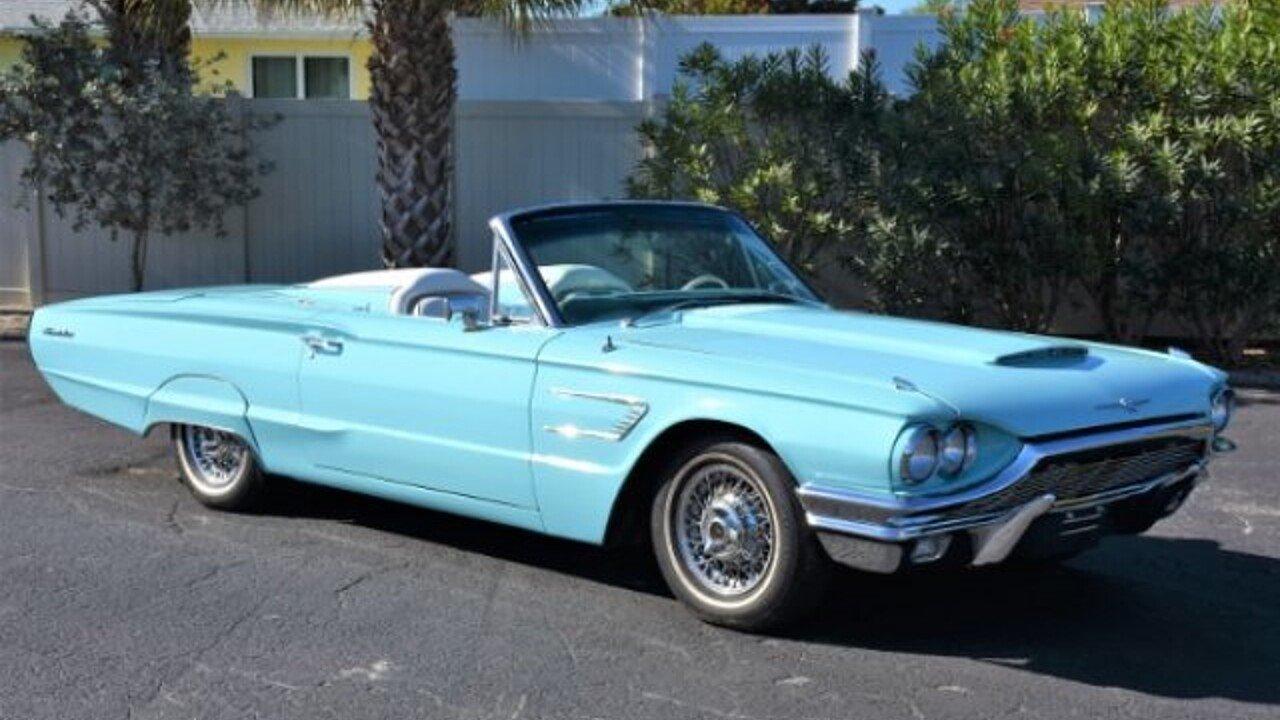 1965 Ford Thunderbird for sale near Venice, Florida 34293 - Classics ...