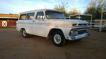 1965 GMC Suburban for sale 100968866