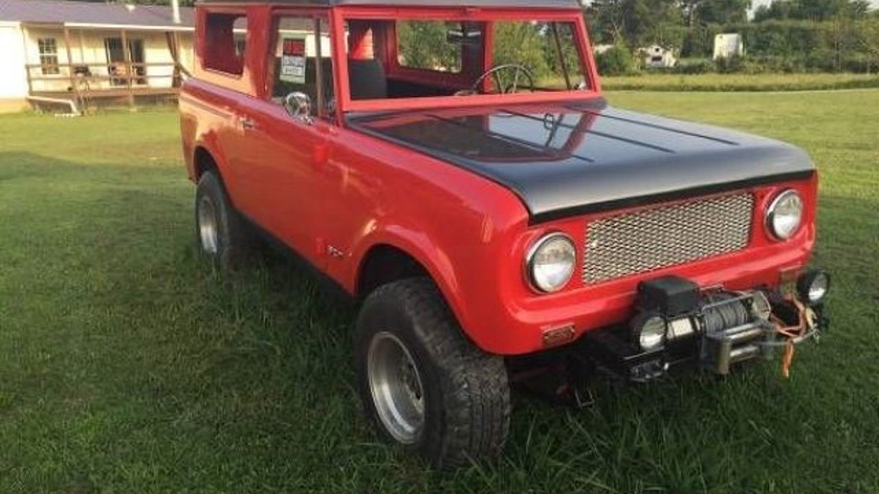 1965 International Harvester Scout for sale near Cadillac ...