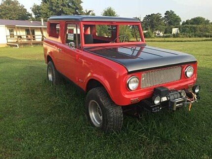 1965 International Harvester Scout for sale 100828216