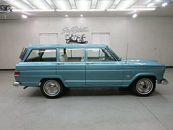 1965 Jeep Wagoneer for sale 100789873