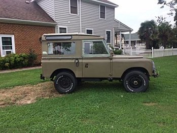 1965 Land Rover Series II for sale 100922306