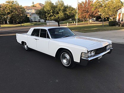 1965 Lincoln Continental for sale 100955229