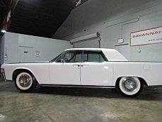 1965 Lincoln Continental for sale 100997875