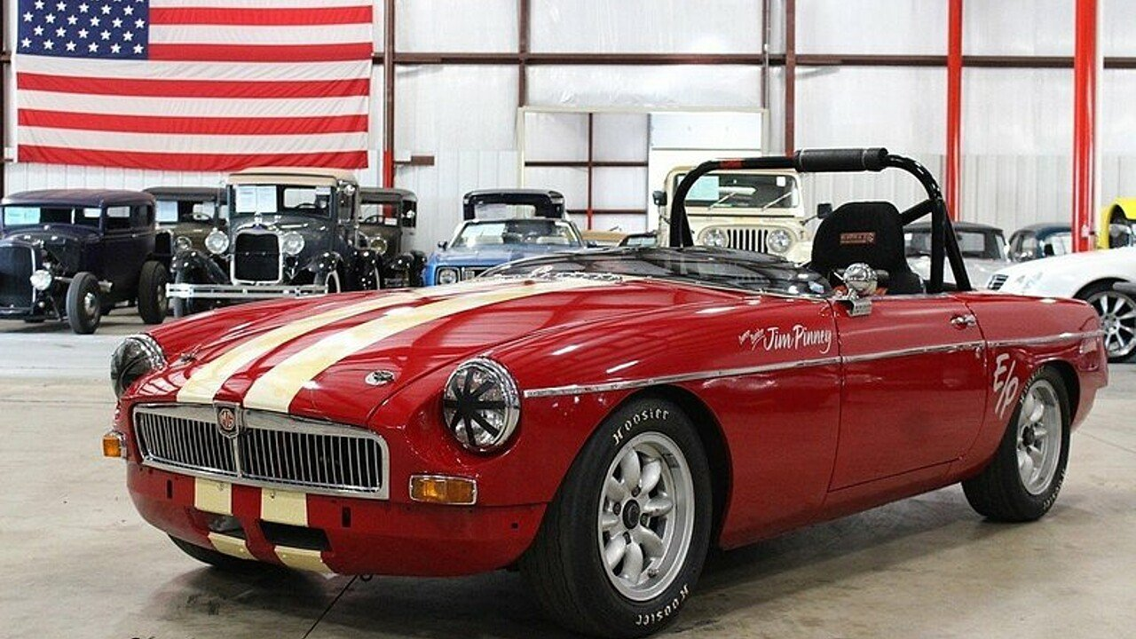1965 MG MGB for sale 100905703