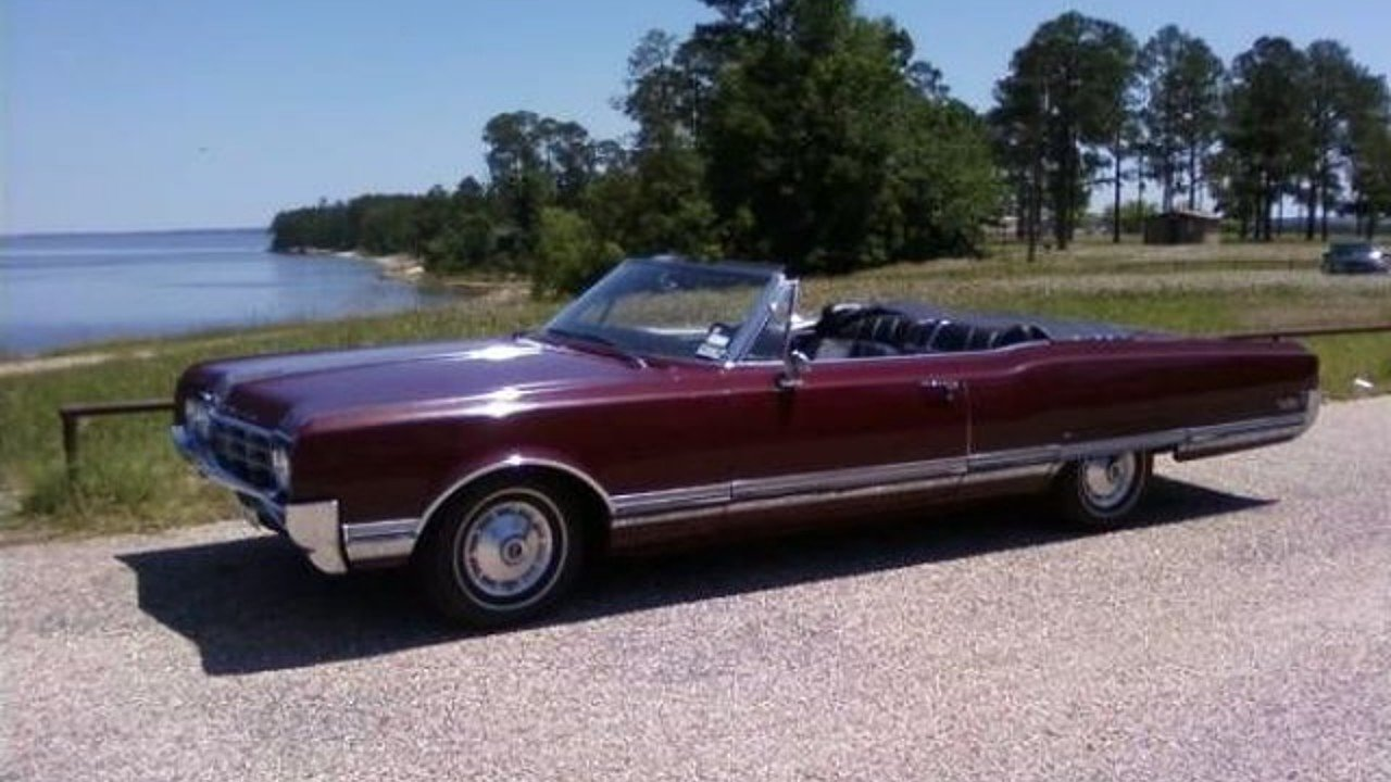 1965 Oldsmobile Ninety-Eight for sale 100928648