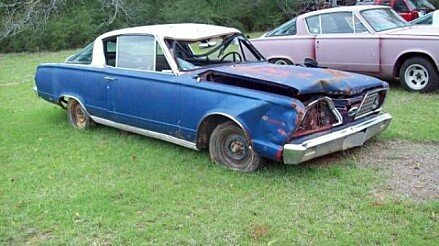 1965 Plymouth Barracuda for sale 100827859