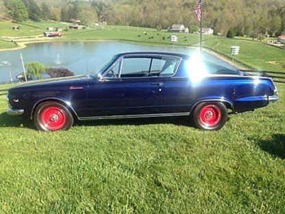 1965 Plymouth Barracuda for sale 100796789