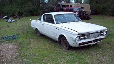 1965 Plymouth Barracuda for sale 100827858