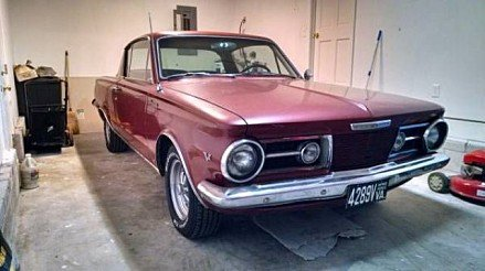 1965 Plymouth Barracuda for sale 100851217