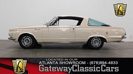 1965 Plymouth Barracuda for sale 100985392