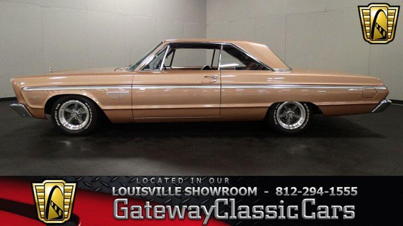 1965 Plymouth Fury for sale near O Fallon, Illinois 62269 - Classics ...