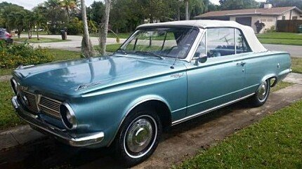 1965 Plymouth Valiant for sale 100805143