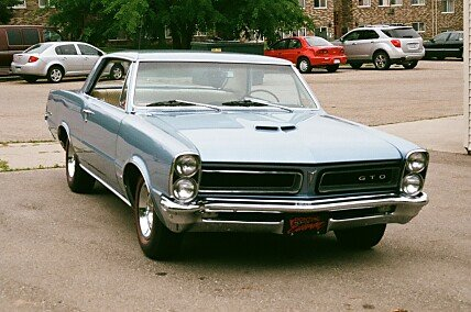 1965 Pontiac GTO for sale 100745953