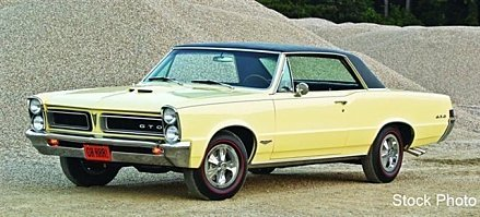 1965 Pontiac GTO for sale 100780421