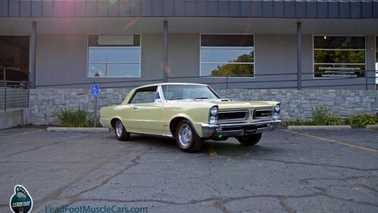 1965 Pontiac GTO Classics for Sale - Classics on Autotrader