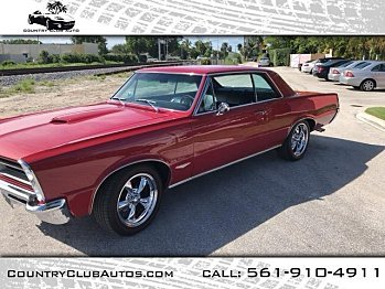 1965 Pontiac GTO for sale 100988292