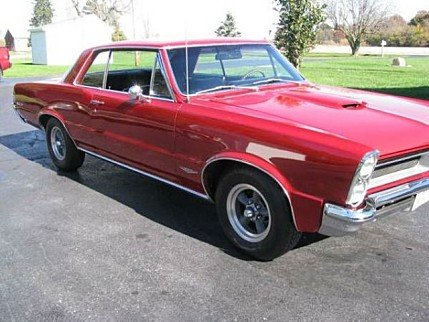 1965 Pontiac GTO for sale 100843678