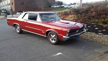 1965 pontiac gto classics for sale classics on autotrader. Black Bedroom Furniture Sets. Home Design Ideas