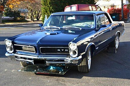 1965 Pontiac GTO for sale 100880605