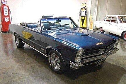 1965 Pontiac GTO for sale 101044926