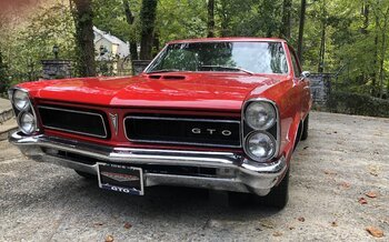 1965 Pontiac GTO for sale 101045226