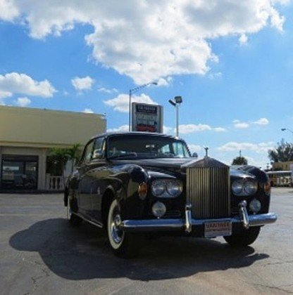 1965 Rolls-Royce Silver Cloud for sale 100740319