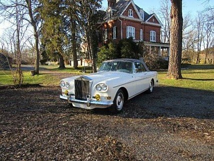 1965 Rolls-Royce Silver Cloud for sale 100807394