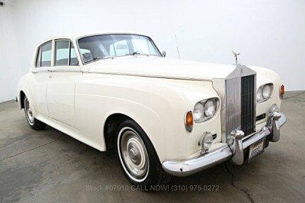 1965 Rolls-Royce Silver Cloud for sale 100842339