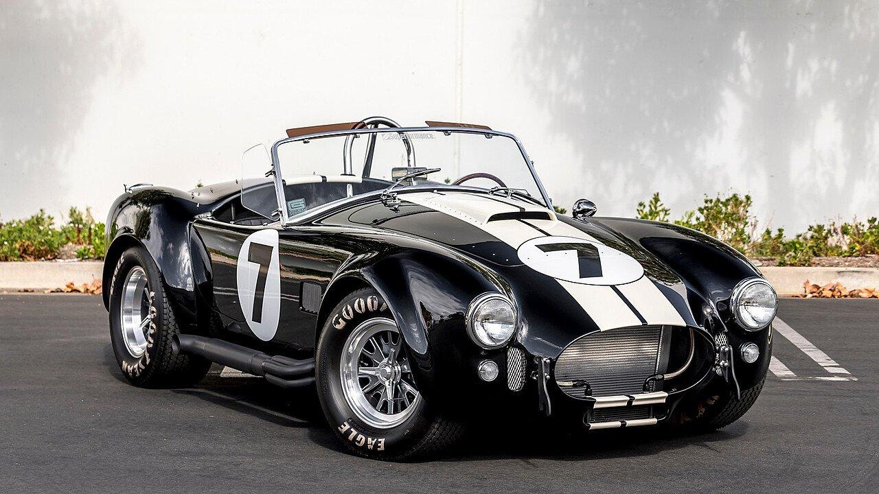 1965 Shelby Cobra-Replica for sale near Irvine, California 92618 ...