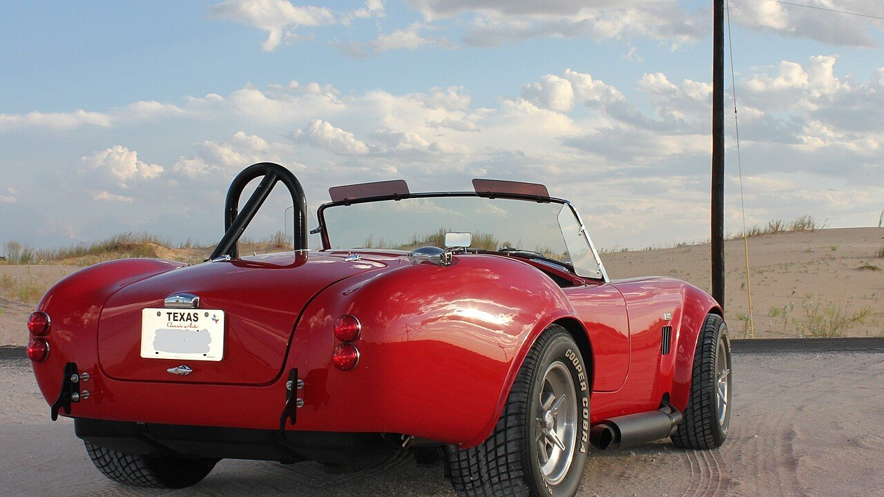 Old Fashioned Kit Cars For Sale In Texas Illustration - Classic Cars ...