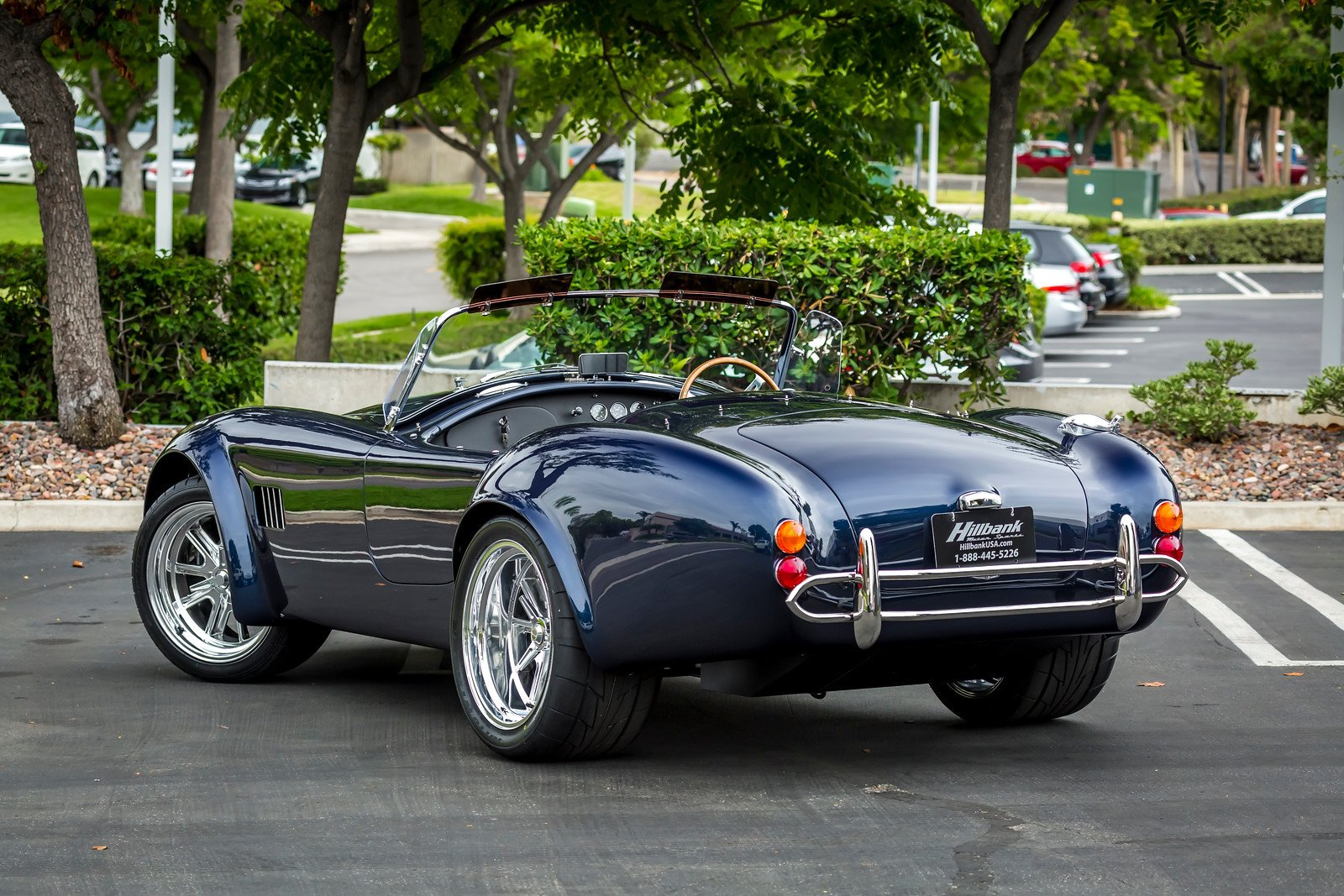 1965 Shelby Cobra-Replica for sale 100736647 ... & Shelby Cobra-Replica Classics for Sale - Classics on Autotrader markmcfarlin.com