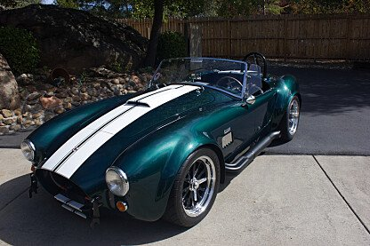 shelby kit cars and replicas for sale classics on autotrader. Black Bedroom Furniture Sets. Home Design Ideas