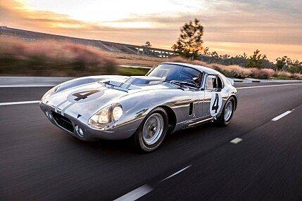 1965 Shelby Daytona for sale 100960984