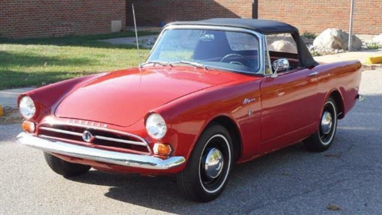 1965 Sunbeam Alpine for sale near Auburn, Indiana 46706 - Classics ...