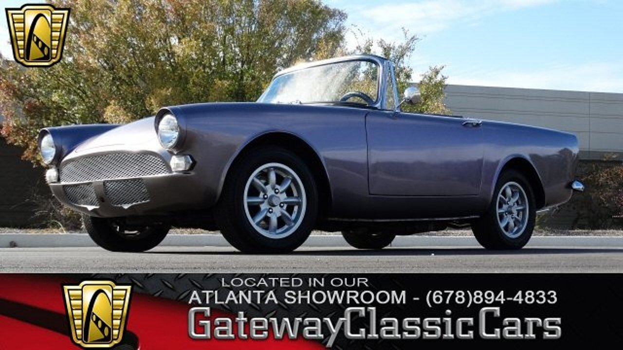 1965 Sunbeam Tiger for sale 100963795