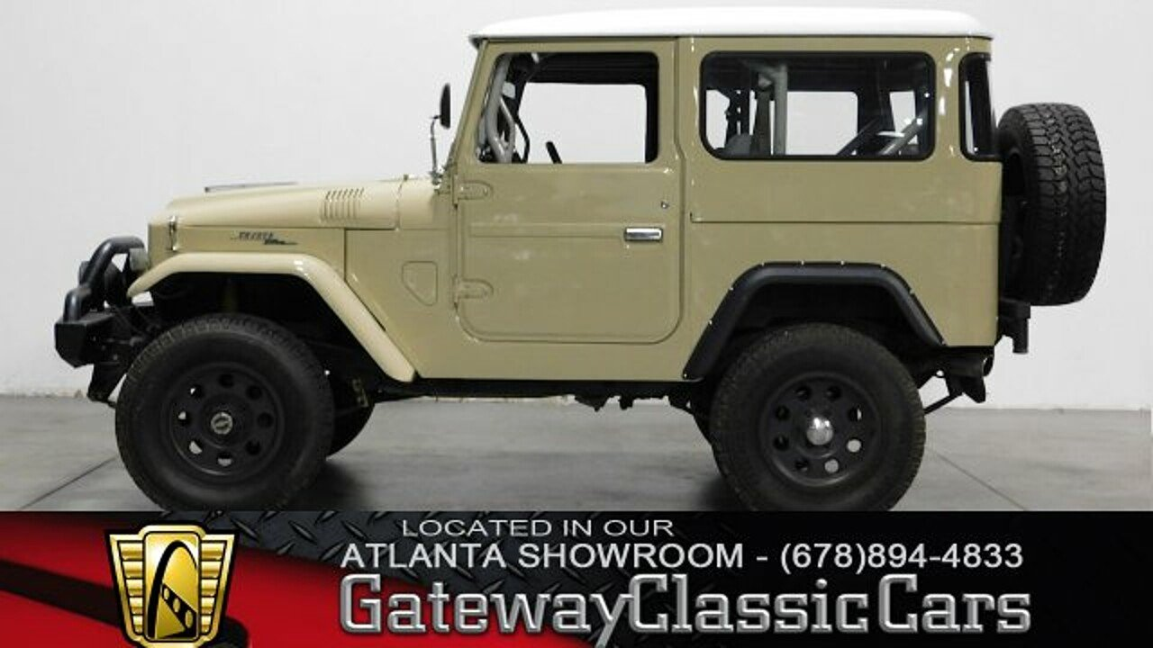 1965 Toyota Land Cruiser for sale 100965423