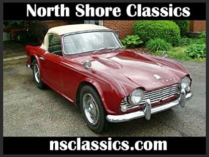 1965 Triumph TR4 for sale 100870762