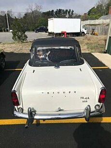 1965 Triumph TR4 for sale 100986632