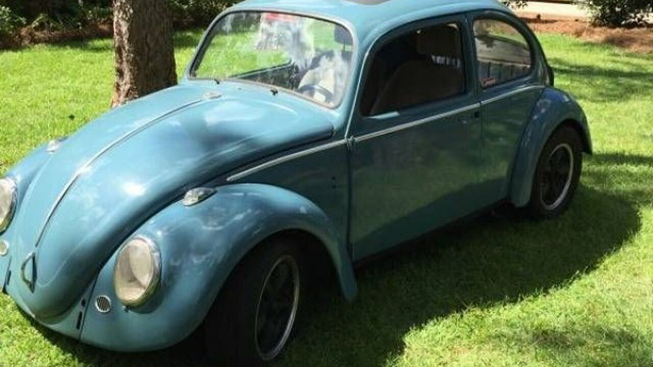 1965 Volkswagen Beetle for sale near Cadillac, Michigan 49601 ...
