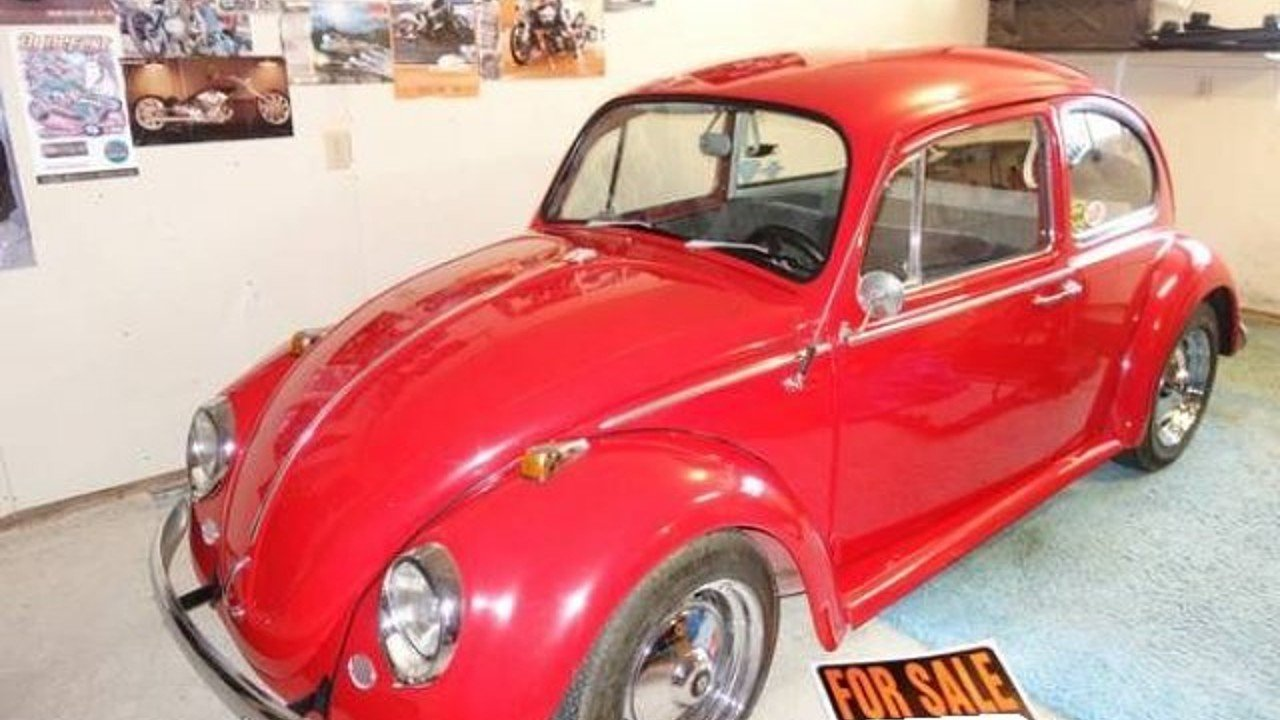 1965 Volkswagen Beetle for sale 100839123